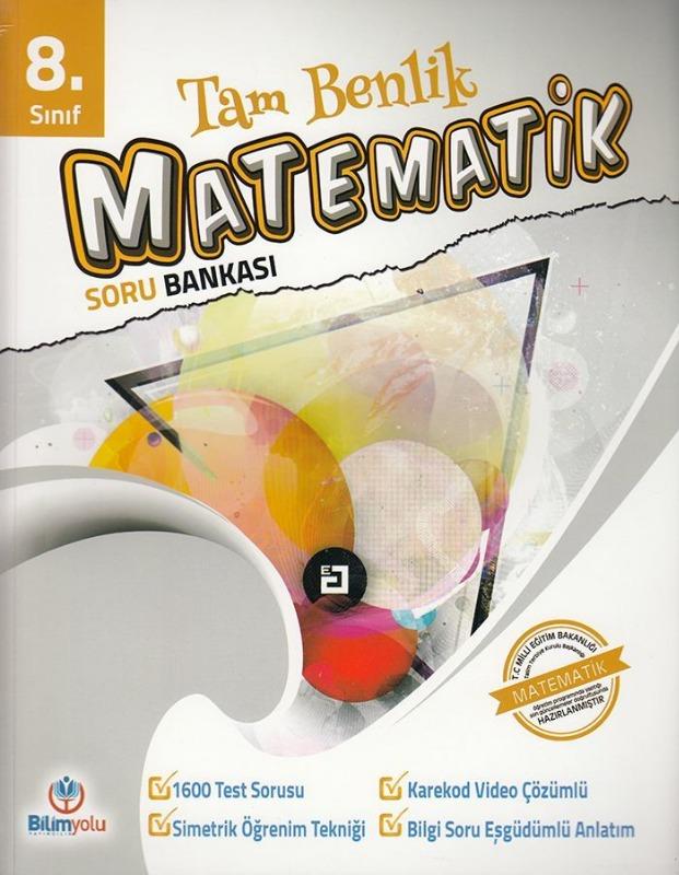 Bilim Yolu 8.Sınıf Matematik Tam Benlik Soru Bankası