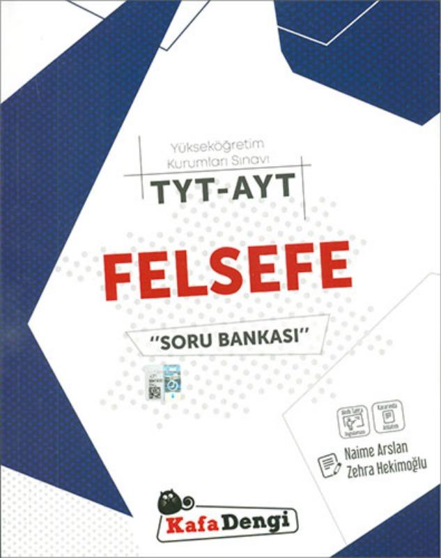 Kafadengi Yayınları TYT AYT Felsefe Soru Bankası