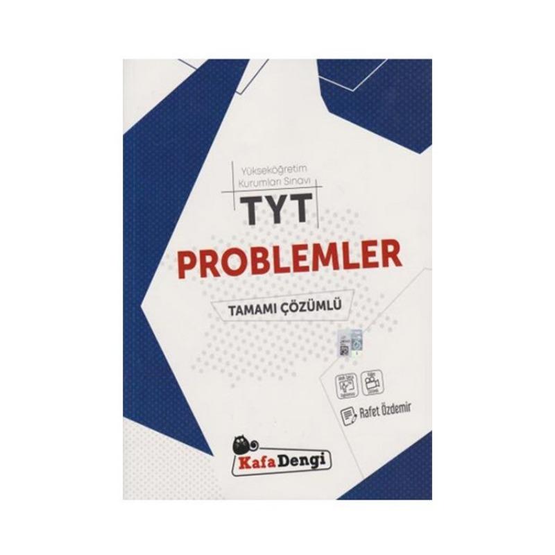 Kafadengi Yayınları TYT Problemler Tamamı Çözümlü Soru Bankası