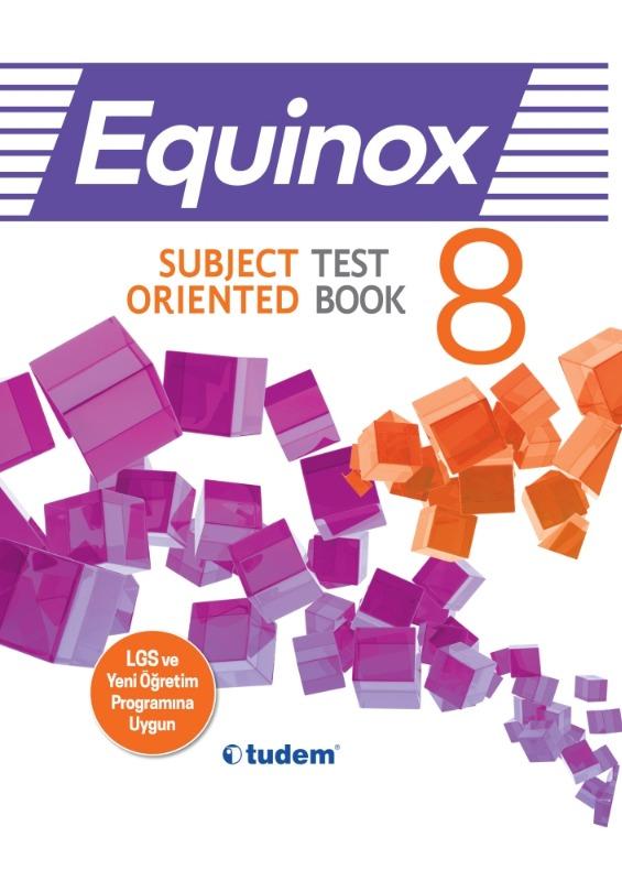 8.Sınıf Equinox Subject Oriented Test Book Tudem Yayınları