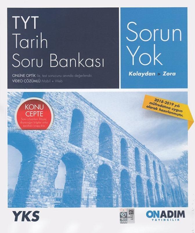 Onadım Yayıncılık TYT Tarih Soru Bankası