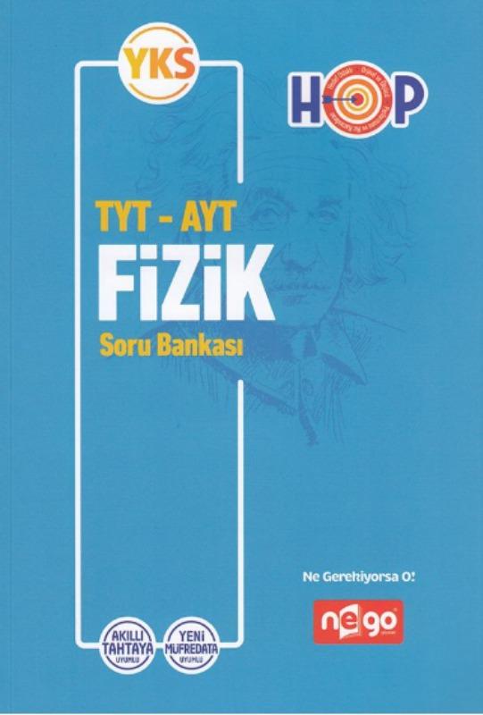 Nego Yayınları TYT AYT Fizik Soru Bankası