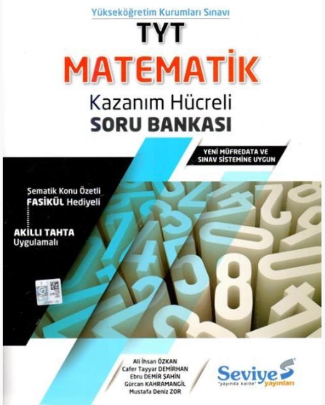 Seviye Yayınlar TYT Matematik Kazanım Hücreli Soru Bankası