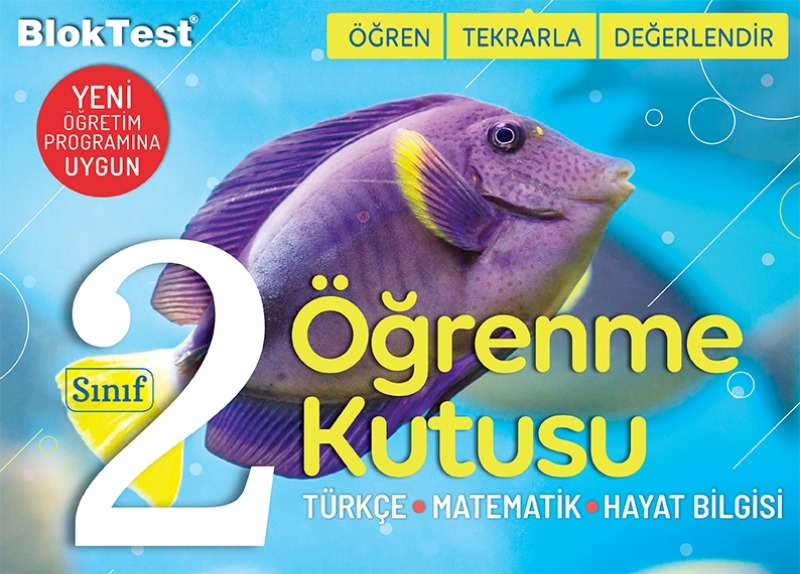 2.Sınıf Öğrenme Kutusu Tudem Yayınları