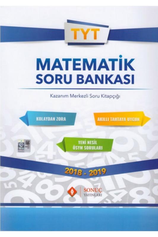 Sonuç Yayınları TYT Matematik Soru Bankası