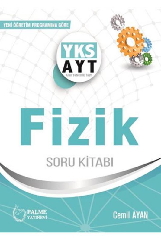 Palme Yayınları AYT Fizik Soru Kitabı
