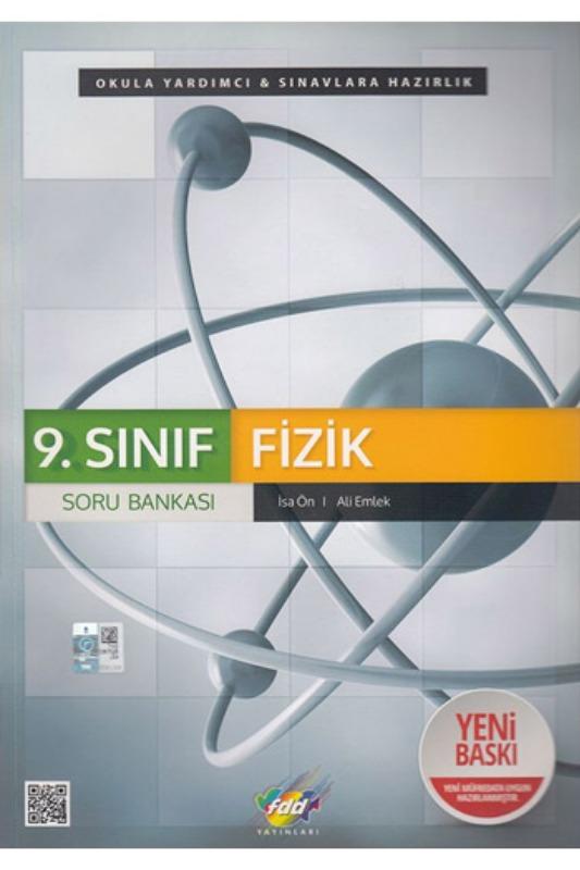 FDD Yayınları 9. Sınıf Fizik Soru Bankası