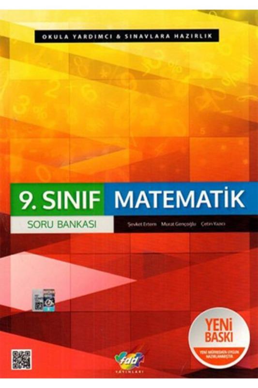 FDD Yayınları 9. Sınıf Matematik Soru Bankası