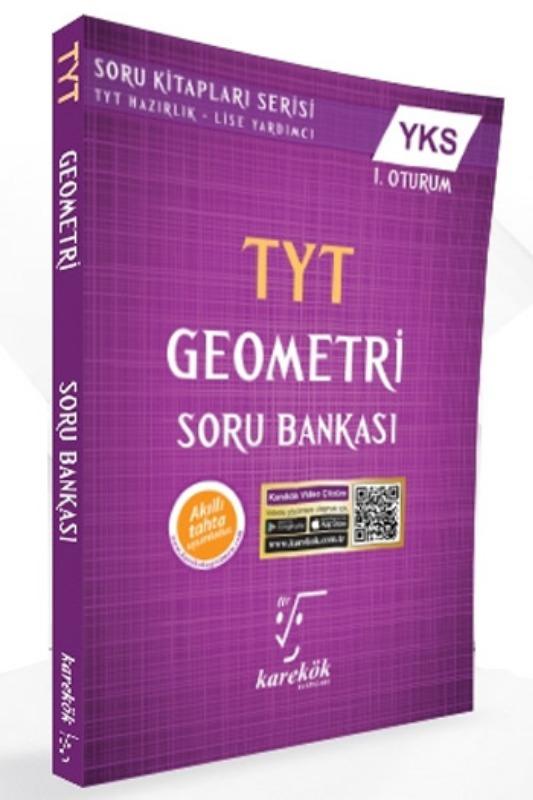 Karekök Yayinlari  TYT Geometri Soru Bankasi