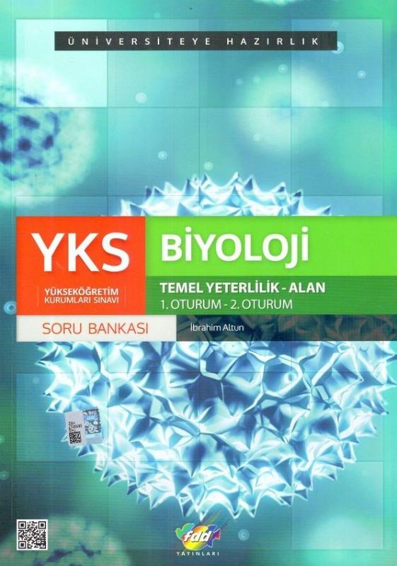 FDD Yayınları TYT AYT Biyoloji Soru Bankası