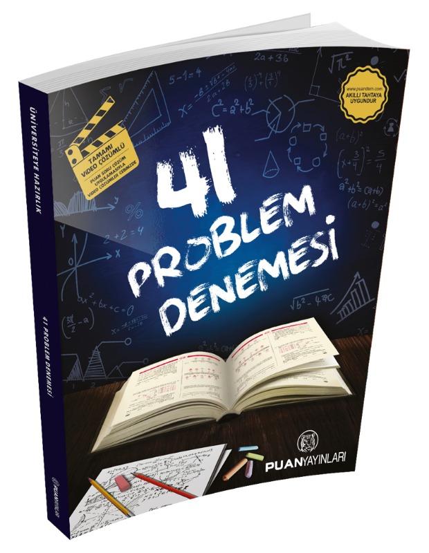 41 Problem Denemesi Puan Yayınları