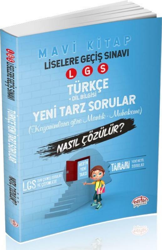 LGS Türkçe Mantık Muhakeme Soruları Nasıl Çözülür? Editör Yayınları