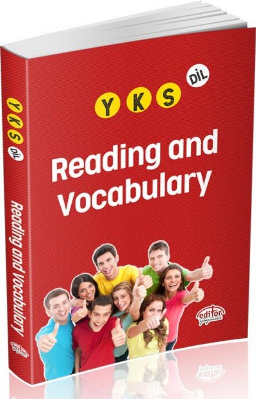 YKS Reading and Vocabulary Editör Yayınları
