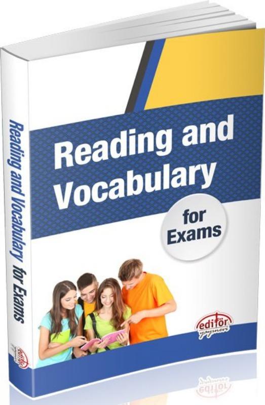 Reading and Vocabulary For Exams Editör Yayınları