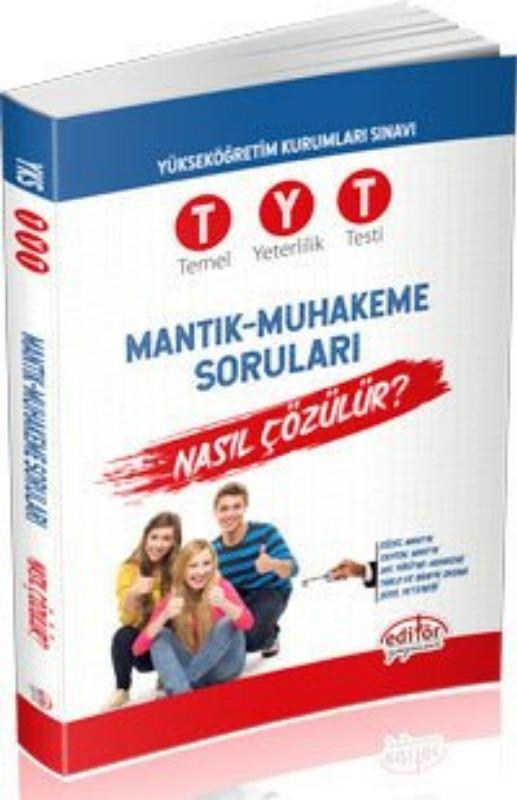 YKS-TYT Mantık Muhakeme Soruları Nasıl Çözülür Editör Yayınları