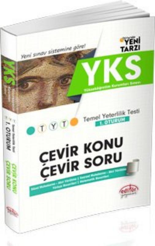 TYT Çevir Konu Çevir Soru Editör Yayınları