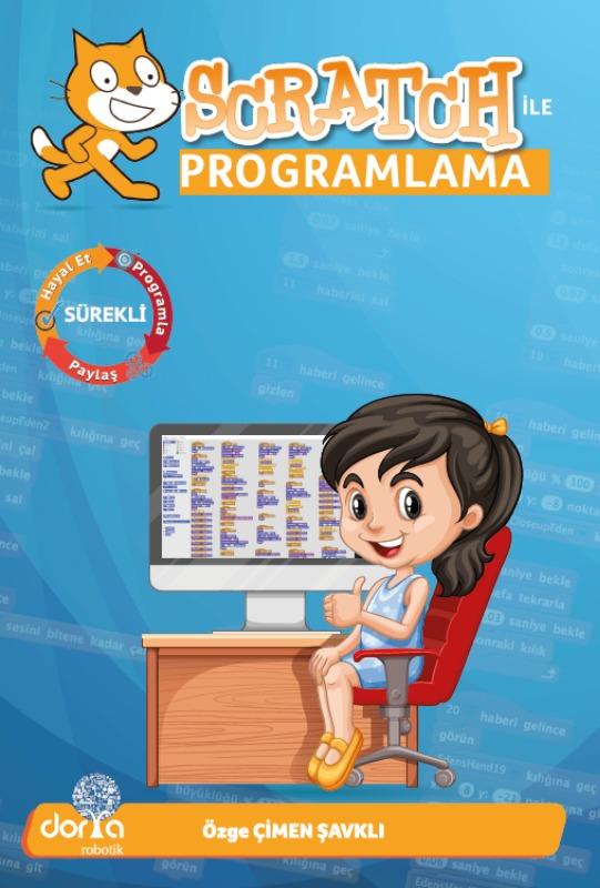 Dorya Robotik Yayınları Scratch İle Programlama