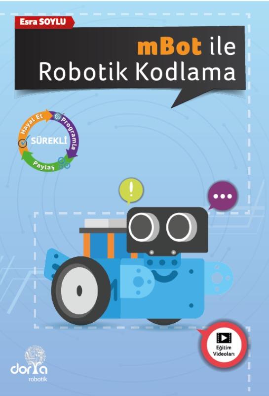 Dorya Robotik Yayınları M Bot ile Robotik Kodlama