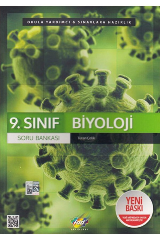 FDD Yayınları 9. Sınıf Biyoloji Soru Bankası