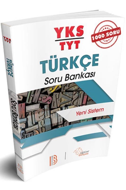 Benim Hocam Yayınları TYT 1000 Türkçe Soru Bankası