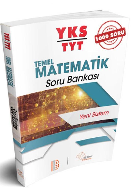 Benim Hocam Yayınları TYT 1000 Temel Matematik Soru Bankası