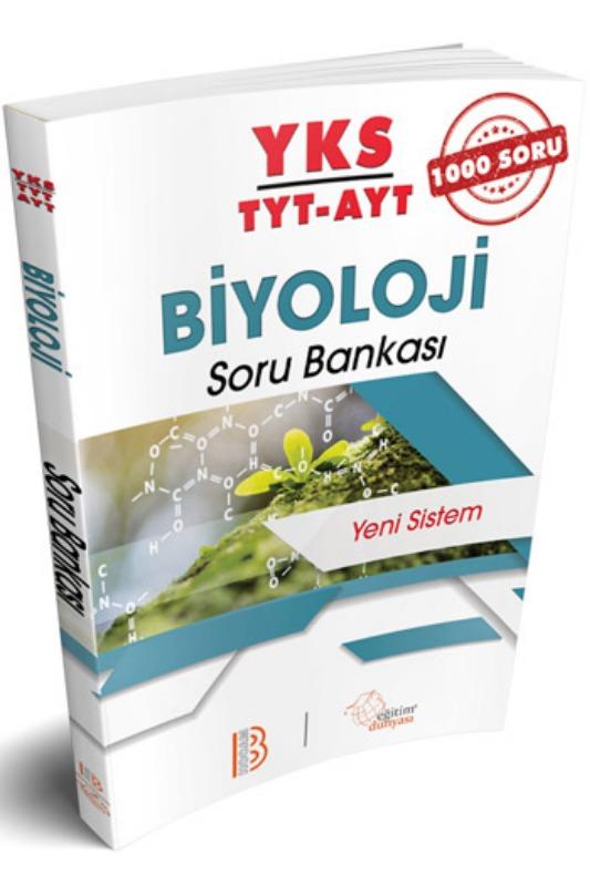 Benim Hocam Yayınları TYT AYT 1000 Biyoloji Soru Bankası