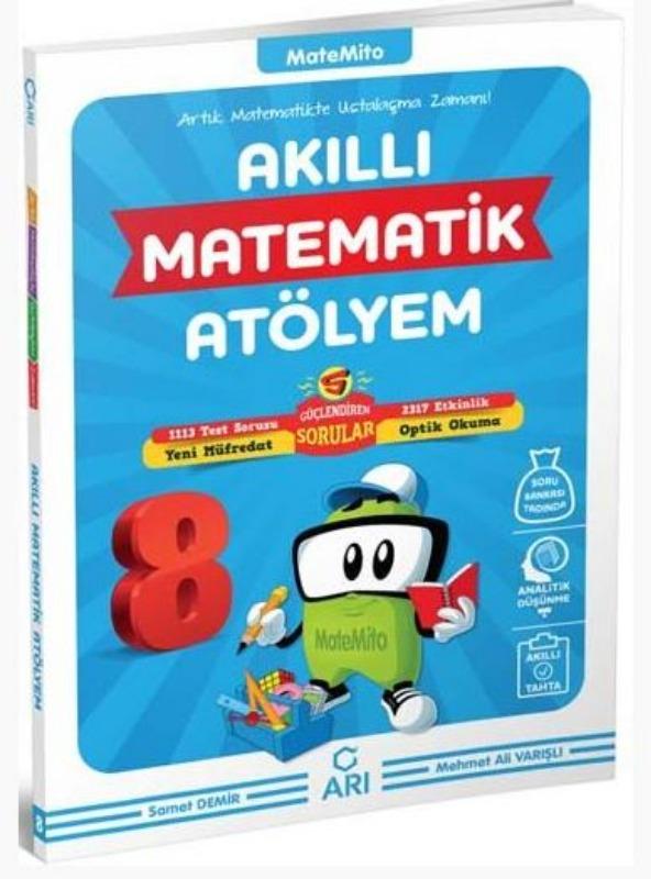 Arı Yayıncılık 8. Sınıf Matematik Akıllı Atölyem