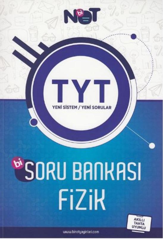 BiNot Yayınları TYT Fizik Soru Bankası