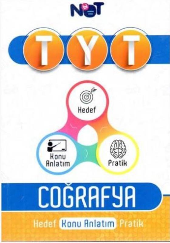 BiNot Yayınları TYT Coğrafya Hedef Konu Anlatım Pratik