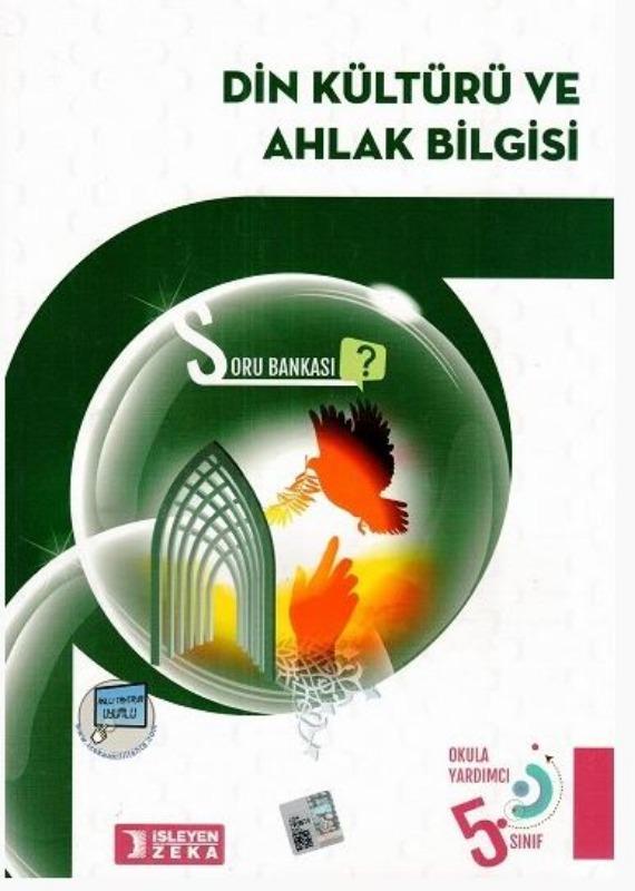 İşleyen Zeka Yayınları 5. Sınıf Din Kültürü ve Ahlak Bilgisi Soru Bankası