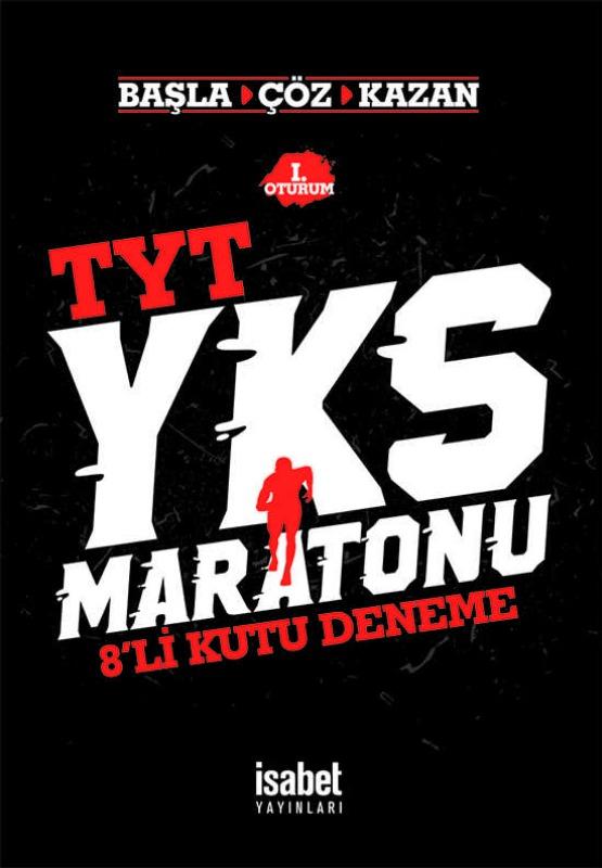 YKS Maratonu TYT 8 li Deneme İsabet Yayınları