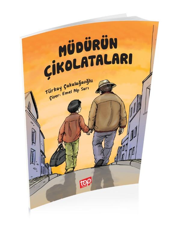 Müdürün Çikolataları Topses Yayınları
