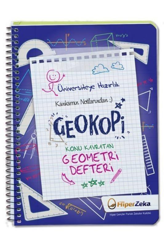 Kankamın Notlarından Geokopi Konu Kavratan Geometri Defteri Hiper Zeka Yayınları