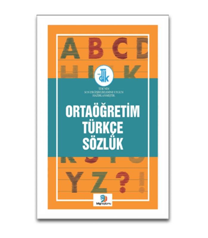 Bilgi Toplumu Yayınları Ortaöğretim Türkçe Sözlük