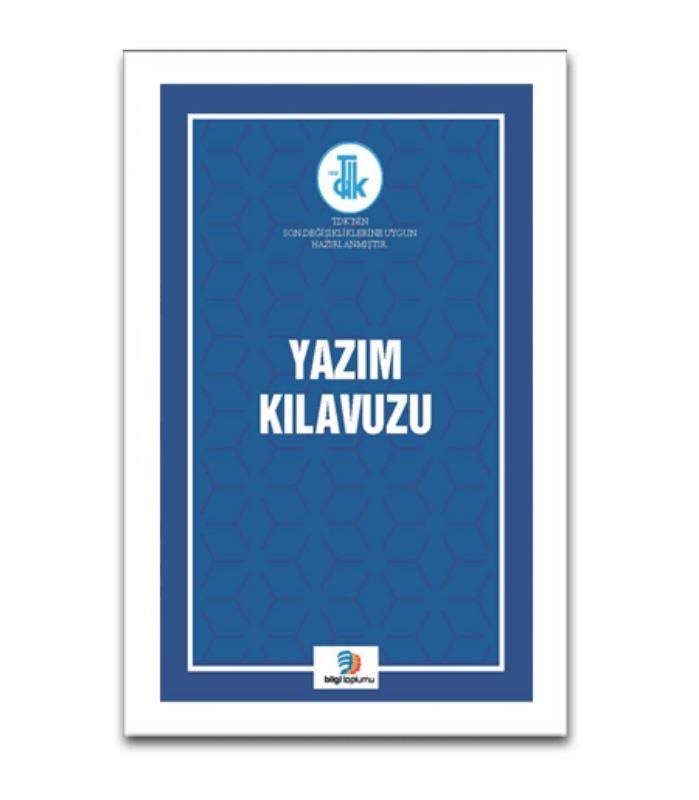 Bilgi Toplumu Yayınları Yazım Kılavuzu