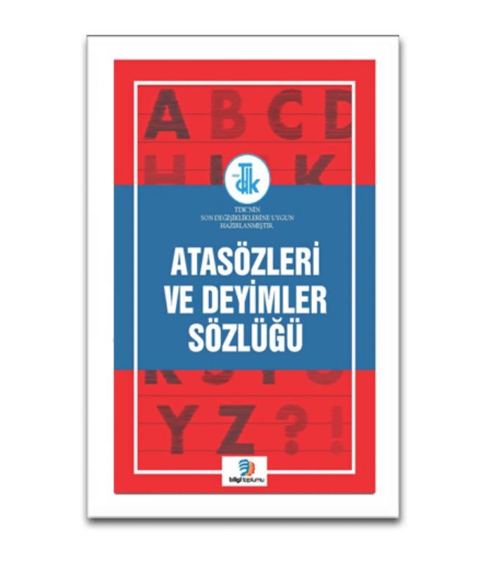 Bilgi Toplumu Yayınları Atasözleri ve Deyimler Sözlüğü