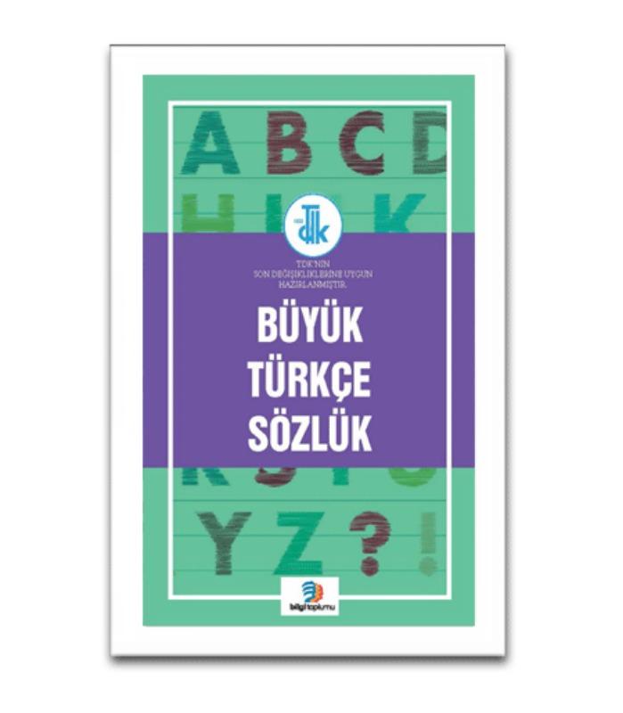 Bilgi Toplumu Yayınları Büyük Türkçe Sözlük
