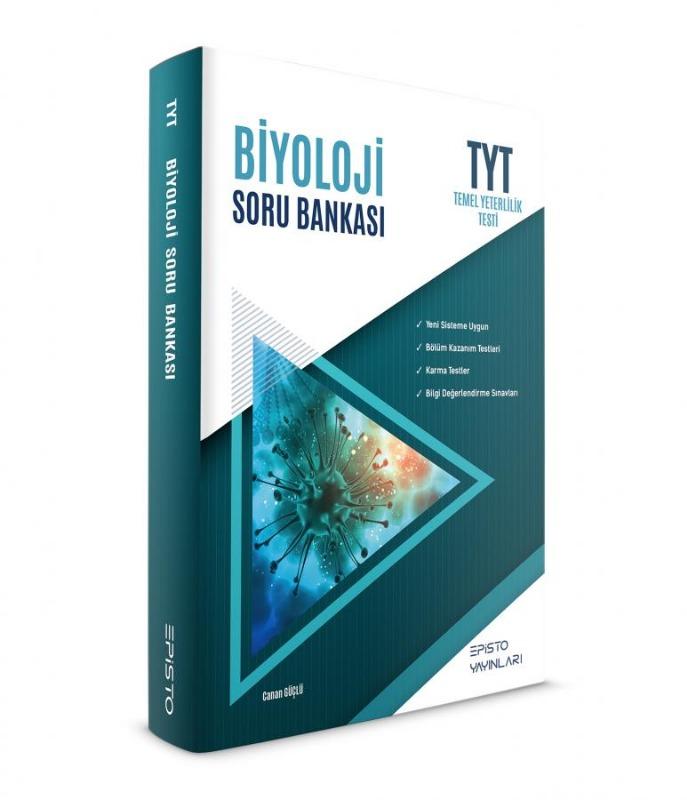 TYT Biyoloji Soru Bankası Episto Yayınları
