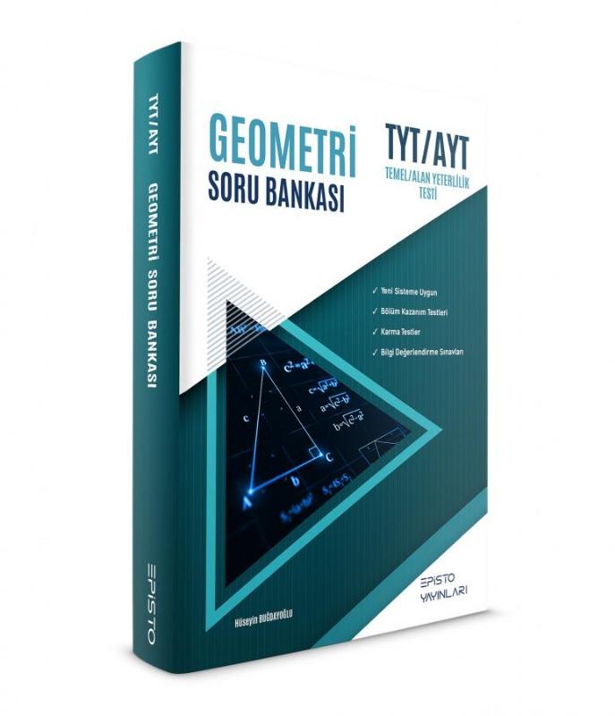 TYT/AYT Geometri Soru Bankası Episto Yayınları