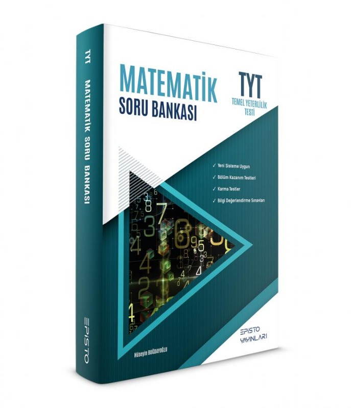 TYT Matematik Soru Bankası Episto Yayınları