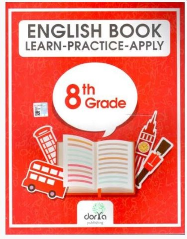Dorya Publishing 8 Th English Grade Book