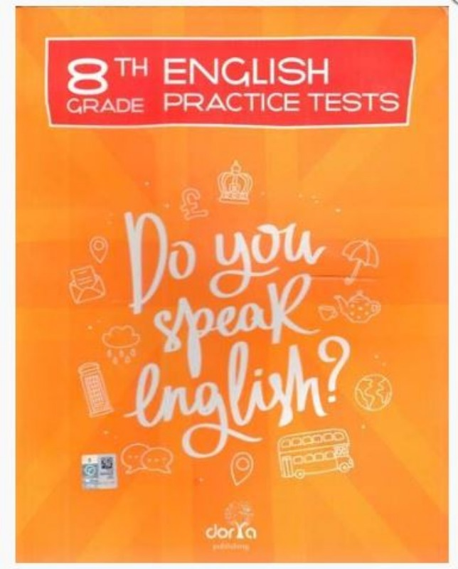 Dorya Publishing 8 Th English Grade Practıce Tests