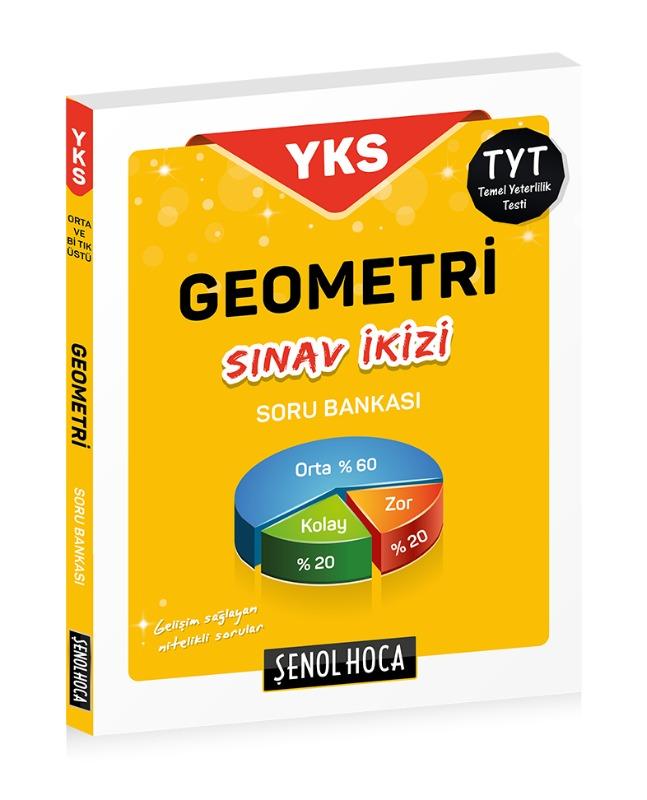 YKS Geometri Soru Bankası Şenol Hoca Yayınları