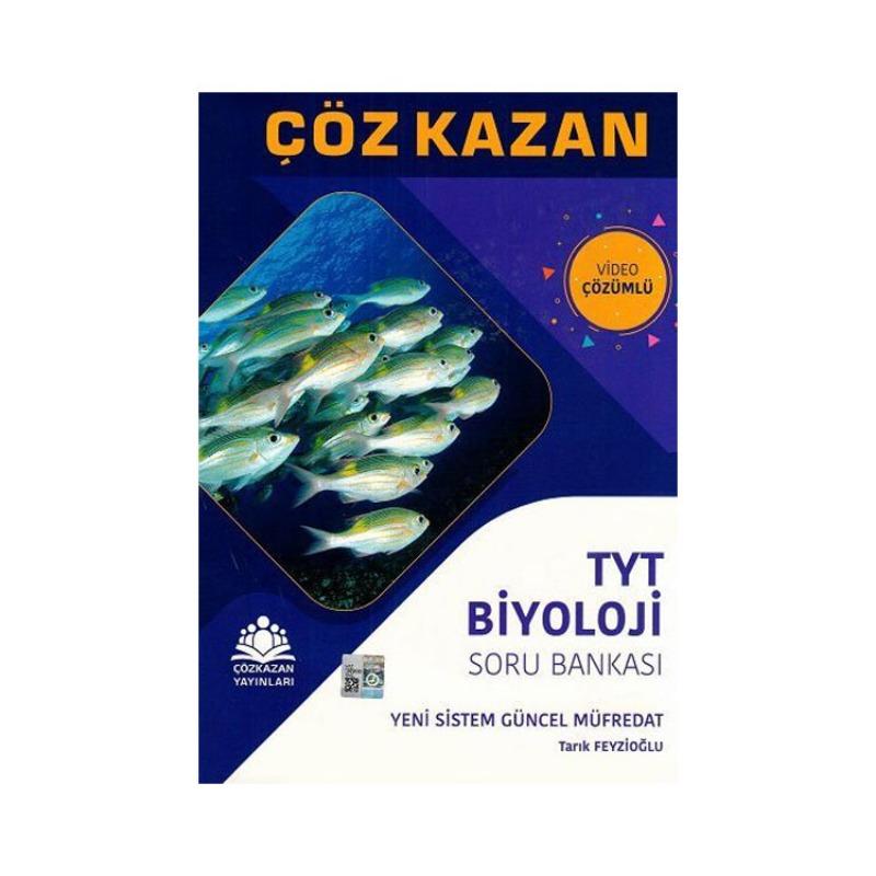 Çöz Kazan Yayınları TYT Biyoloji Soru Bankası