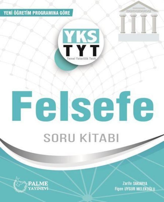 Palme Yayınları TYT Felsefe Soru Bankası