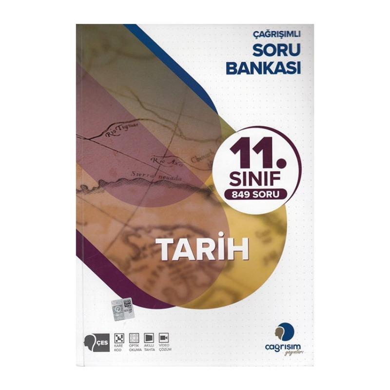 Çağrışım Yayınları 11. Sınıf Tarih Soru Bankası
