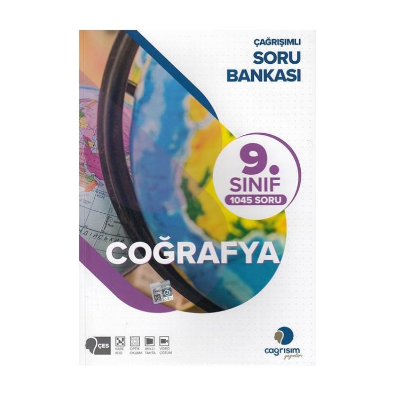 Çağrışım Yayınları 9. Sınıf Coğrafya Soru Bankası