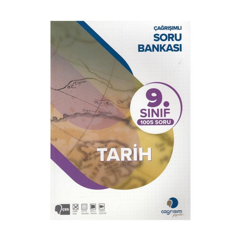 Çağrışım Yayınları 9. Sınıf Tarih Soru Bankası