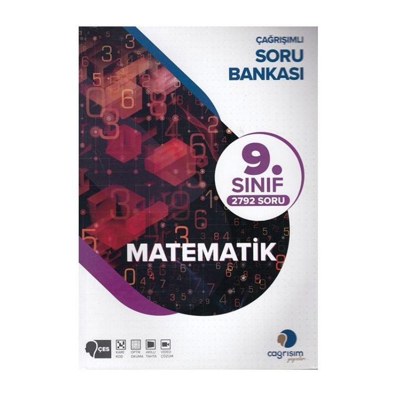 Çağrışım Yayınları 9. Sınıf Matematik Soru Bankası