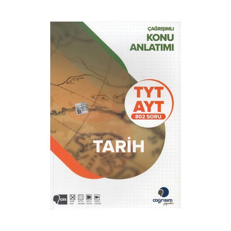 Çağrışım Yayınları TYT AYT Tarih Konu Anlatımı